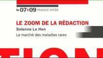 Le Zoom de La Rédaction : le marché des maladies rares