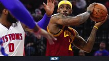 LeBron James Passes Scottie Pippen for Most Assists by a Forward