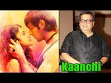 "Director Subhash Ghai Promoting His Film ""Kaanchi"""