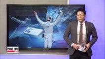 S. Korean men win sabre silver at World Cup Fencing