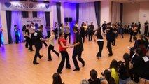 Novice Strictly, Final song 2, Swing and Snow 2015