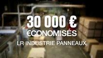 Déchets et des €conomies – LR INDUSTRIE PANNEAUX