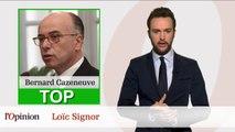Le Top Flop: Bernard Cazeneuve bloque tout départ à des candidats présumés au djihad / Ségolène Royal s'indigne mais ne propose pas