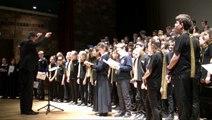 Concert des deux choeurs de Sainte-Marie d'Antony au profit de la Fondation Marianiste (Extraits)