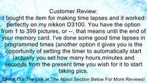 Aputure Timer Camera Remote Shutter Cable 3N, for Nikon D90, D3100, D3200, D5000, D5100, D5200, D7000 , D7100 Review