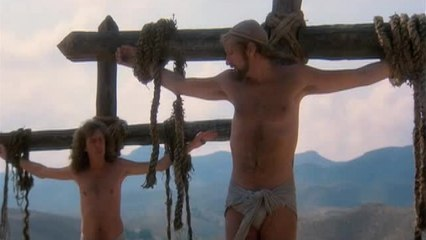 Always Look On The Bright Side Of Life - Monty Python's Life Of Brian