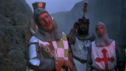 The Bridge Of Death - Monty Python and The Holy Grail