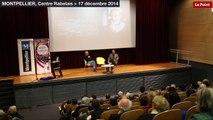 """Extrait de la conférence """"Alexandre Grothendieck"""" à l'Agora des savoirs à Montepellier"""