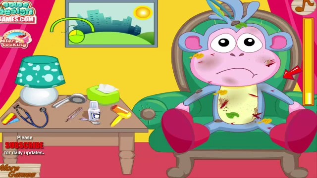 Dora the explorer Game - Dora The Explorer Caring For Boots Game - Free  games online