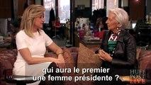 Christine Lagarde future présidente de la République ?