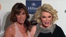 Joan Rivers Got Snubbed, Melissa Rivers Is Upset