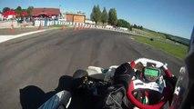 Karting TonyKart Rotax Max à Pusey le 07-08-2010_Run-4 (720p 60fps)