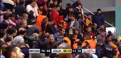 Uşak Sportif - Galatasaray Liv Hospital maçındaki olaylar ve İbne Galatasaray Tezahüratları