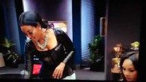 Vivica Fox Shade toward Kenya Moore on Celebrity Apprentice