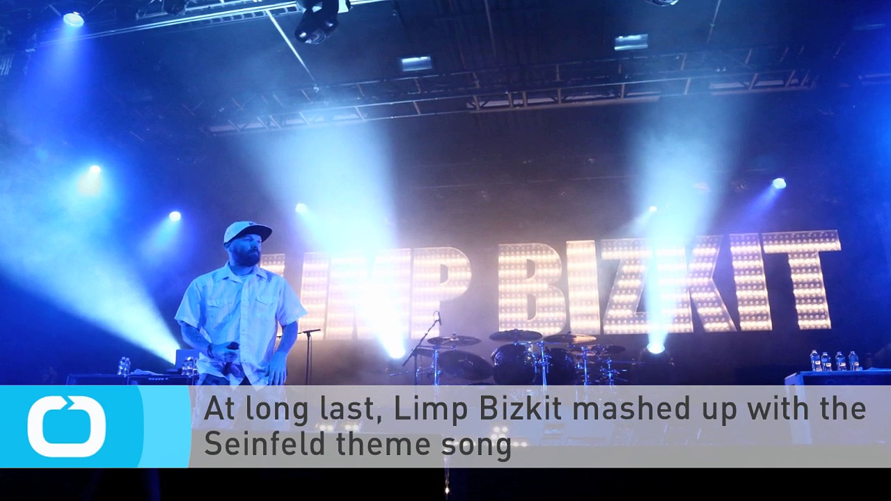 At Long Last, Limp Bizkit Mashed up With the Seinfeld Theme Song