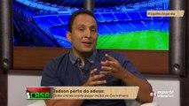 Jogando em Casa: Jadson, meio-campo do Corinthians, está perto de trocar Corinthians pelo futebol chinês