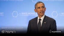 The Stream - Obama's call for Muslims to counter 'violent extremism'