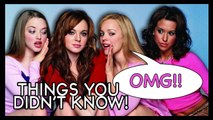 7 Things You (Probably) Didn't Know About Mean Girls
