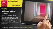 A vendre - maison - SAINT NAZAIRE (44600) - 6 pièces - 120m²