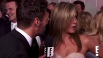 Watch Jennifer Aniston react to Reese Witherspoon squeezing her bum at the Oscars!