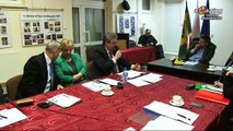 IV Sesja Rady Powiatu Ostrów Mazowiecka 12.02.2015
