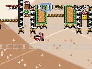 Super Mario World Level : le niveau le plus dur terminé !