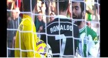 Cristiano Ronaldo Red Card - Cordoba vs Real Madrid 24_01_2015 HD