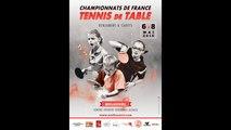 #Mulhouse2016 -  Table 1 - Championnats de France Benjamins/Cadets