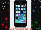 Apple iPhone 5s Smartphone d?bloqu? 4G (Ecran : 4 pouces - 16 Go - iOS 7) Gris Sid?ral