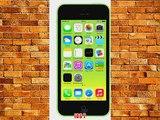 Apple iPhone 5C Smartphone d?bloqu? 4G (4 pouces - 16 Go - iOS 7) Vert (Import Europe)