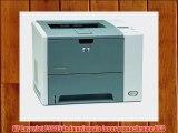 HP LaserJet P3005dn Imprimante laser monochrome USB