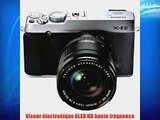 Fujifilm X-E2 Appareil photo num?rique hybride 163 Mpix Bo?tier   2 Objectif 18-55/55-200mm