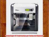 XYZ Printing Da Vinci 1.0 A Imprimante 3D Blanc/Gris