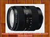 Sony SAL-16105.AE Objectif ?? zoom 16 mm 105 mm f/3.5-5.6 DT Minolta A-type Noir