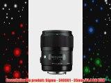 Sigma Objectif 35 mm F14 DG HSM ART - Monture Pentax