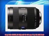 Sony SAL-1635Z.AE Objectif 16-35 mm F 28 ZA SSM Noir