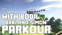 MOAR PARKOUR :: MC w/ Bodil, Baki & Simon!