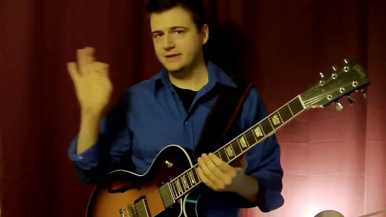 Jazz Guitar: Turn your chords into chord melody! – Jazz Guitar Lesson