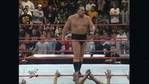 Big Show Vs Viscera HD - WWF WWE 1999