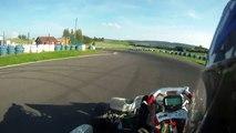 Karting TonyKart Rotax Max à Pusey le 04-09-2010_Run-5 (720p 60fps)