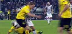 Goal Morata A. - Juventus 2 - 1 Dortmund - Champions League
