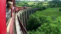 Le train du Drac - chemin de fer la Mure - St Georges de Commiers