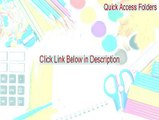Quick Access Folders & Files Free Download (quick access to your favorite folders 2015)