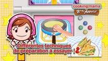 Cooking Mama : Bon Appétit - Sortie du jeu le 6 mars 2015 (VF)