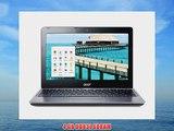 Acer C720-3404 11.6-Inch Chromebook (Intel Core i3 4 GB) Granite Gray