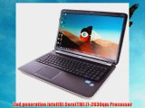 Hp Pavilion Dv7 Dv7t Quad Edition 2nd Generation Intel(r) Core(tm) I7-2630qm (2.0 Ghz) 6gb