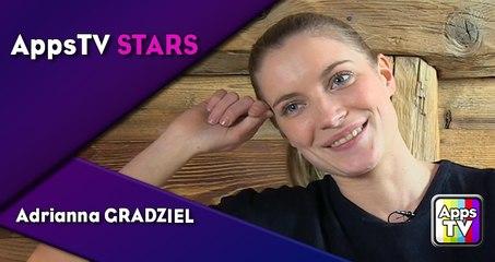 Adrianna Gradziel - APPSTV STARS