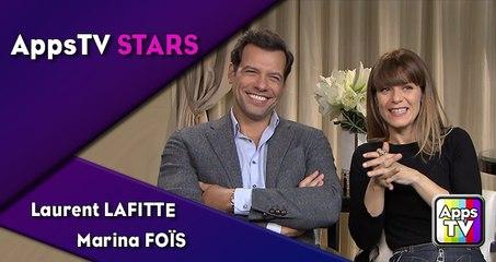 Laurent Lafitte & Marina Foïs - APPSTV STARS