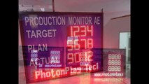 Led Display Board - Production Display - VMS - Scrolling display board - Leaders from India