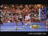 Bernard Hopkins Knocks down Antonio Tarver